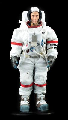 "Captain Eugene Cernan ""The Last Man on the Moon"", 1:6, Hobby Master"