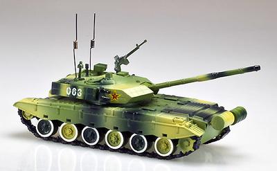 Carro de combate 99, Ejército Chino, 1:50, Donart