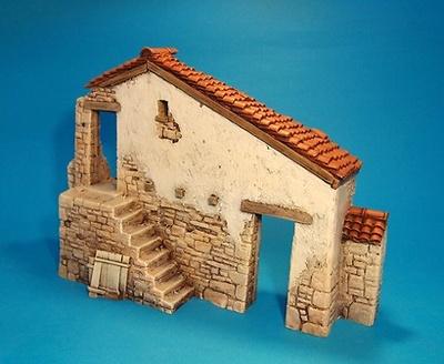 Casa española en ruínas, 1:30, John Jenkins