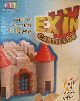 Castillo de Guzmán el Bueno, Exin Castillos
