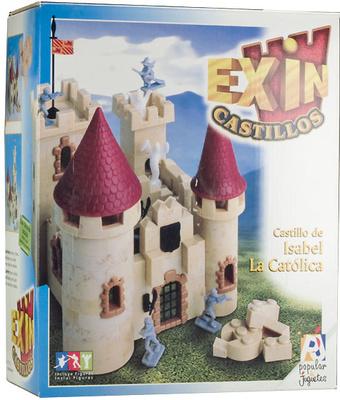 Castillo de Isabel La Católica, Exin Castillos
