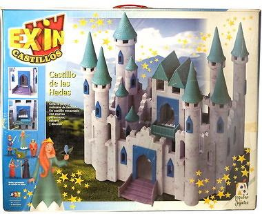 Castillo de Las Hadas, Exin Castillos