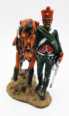 Cazador a caballo, 1812, 1:30, Del Prado