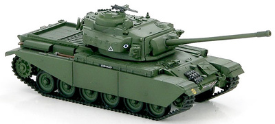 Centurion Mk.5, U.K., 10 Troop, C Squadron, 4th Royal Tank Regiment, 1:72, Hobby Master