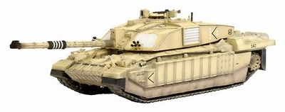 Challenger 2, Royal Scots Dragoon Guards, Operation Iraqi Freedom, 2003, 1:72, Dragon Armor