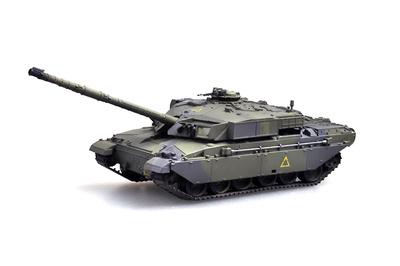 Challenger I, Bosnia, 1996, 1:72, Easy Model