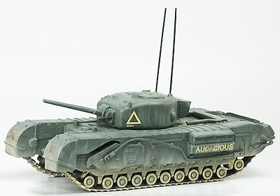 Churchil NA75, British Army, 1:50, Corgi