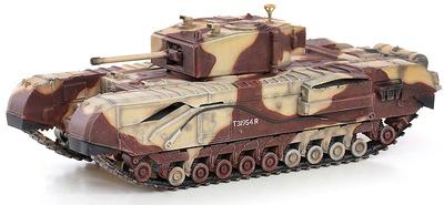 """Churchill Mk.III """"King Force"""" Alamein 1942"""", 1:72, Dragon Armor"""