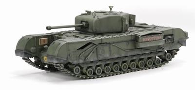 Churchill Mk.IV, 4th Battalion Grenadier Guards, France, 1944, 1:72, Dragon Armor