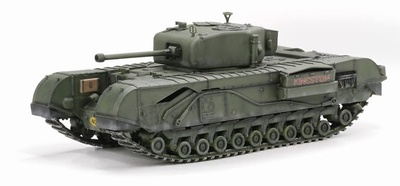 Churchill Mk.IV, 4th Battalion Grenadier Guards, Francia, 1944, 1:72, Dragon Armor