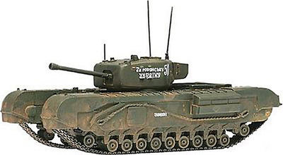 Churchill MkIV, Soviet Army, 1:50, Corgi