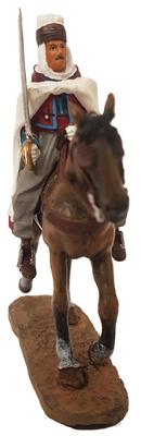 Cipayo, Regimiento de Orán, ejercito de África, S.XX, 1:30, Del Prado