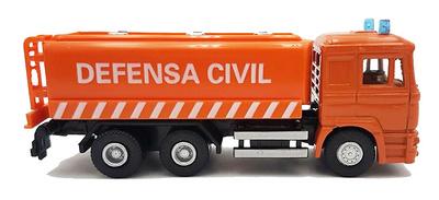 Civil Defense Truck, F2000 Man, 1:72, Editorial Sol90
