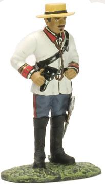 Comandante de Caballería, Cuba, 1870, 1:32, Altaya