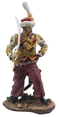 Comandante del Escuadrón de la Compañía de Mamelucos de la Guardia Imperial, 1809, 1:30, Hobby & Work