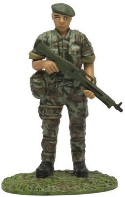 Comando Operaciones Especiales (COES), España, 1:32, Altaya