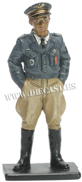 Commandant, 3rd Free French Fighter Squadron 'Normandie', USSR, 1943, 1:30, Del Prado