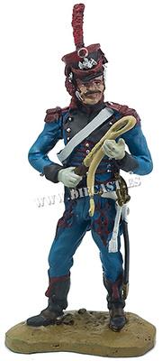 Conductor de Intendencia de la Guardia Imperial, 1812, 1:32, Hobby & Work