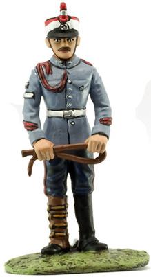Conductor de carro, Cuerpo de Ingenieros, Ej. Español 1886, 1:32, Altaya