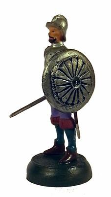Conquistador, 1:32, Almirall Palou
