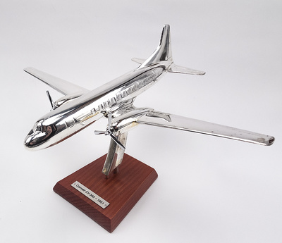 Convair CV-340, 1951, 1:200, Atlas