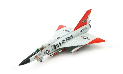"Convair F-106 Delta Dart 59-0043, 119th FIS, 1988 ""The Last"", 1:72, Hobby Master"