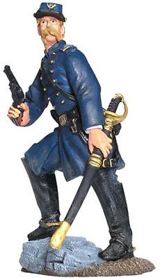 Coronel Unionista  Joshua Chamberlain, 1:32, William Britains