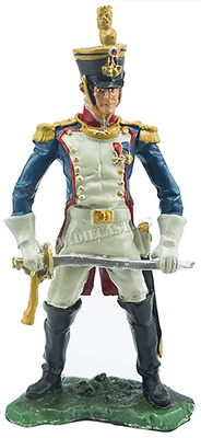 Coronel de Infantería de Línea, 1812, 1:32, Hobby & Work