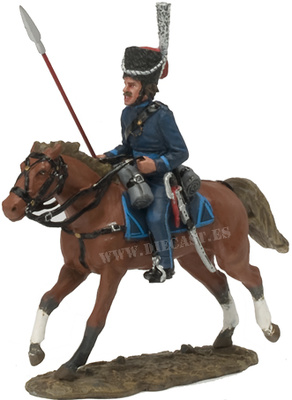 Cossack, Platov's Regiment 1812, 1:30, Del Prado