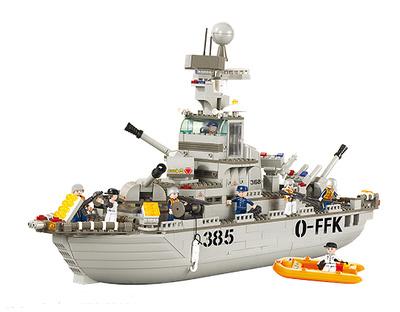 Crucero, Sluban