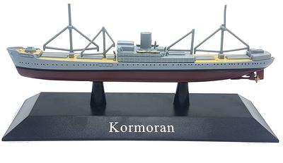 Crucero Auxiliar Kormoran, Kriegsmarine, 1940, 1:1250, DeAgostini