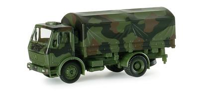 DB LKW 5t pick-up/canvas BW,1:87, Minitanks