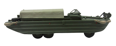 DUKW-353 vehículo anfibio ruso, 1:72, DeAgostini
