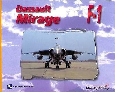 Dassault Mirage F-1 (Libro)