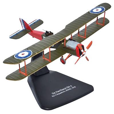 De Havilland DH4, No.5 Squadron Royal Naval Air Service, 1918, 1:72, Oxford