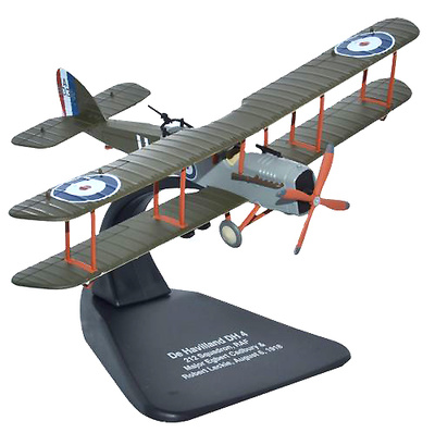 De Havilland DH4, RNAS/RAF, 212 Squadron, 1:72, Oxford