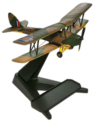 De Havilland DH82 Tiger Moth, RAF, 1942-1946, 1:72, Oxford
