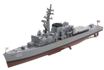 Destroyer Hatsuyuki DD-122, Marine Self-Defense Force of Japan (JMSDF), 1982/2010, 1: 900, DeAgostini