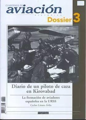 Diario de un piloto de caza en Kirovabad (Libro)