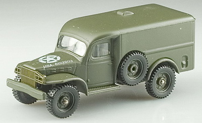 Dodge 4x4, WC 54