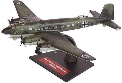Dornier Do 217 E4, Germany, 1:144, Altaya