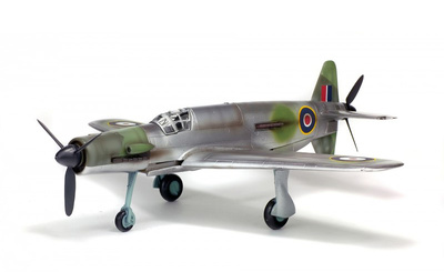 Dornier PfeilL DO 335A-1, 1945, 1:72, Solido