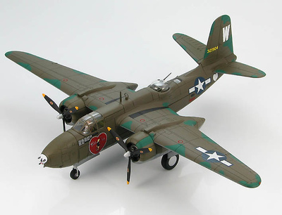 "Douglas A-20G Havoc 43-21904 ""Miss Pam"", 388 BS, 312 BG New Guinea, 1944, 1:72, Hobby Master"