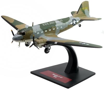 Douglas C-47, USA, 1:144, Altaya