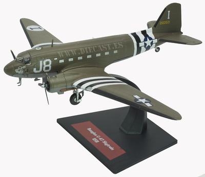 Douglas C-47 Skytrain, USA , 1:144, Altaya