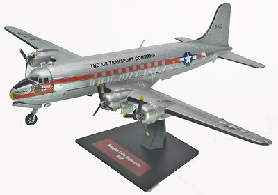 Douglas C-54 / R5D Skymaster, USA, 1:144, Altaya