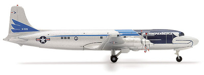 "Douglas DC-6/VC-118 ""The Independence"", US Air Force, 1:500, Herpa"