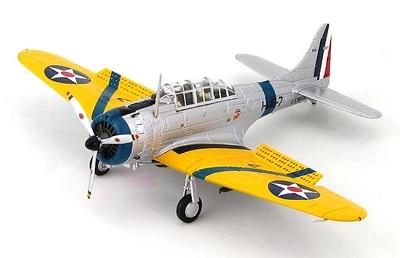 Douglas SBD-1 BuNo 1616, VMB-1, US Marine Corps, Quantico, 1940, 1:72, Hobby Master