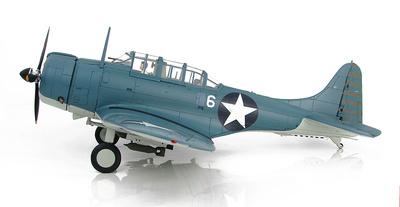 "Douglas SBD-2 ""Battle of Midway"" BuNo 2106, VMSB-241, 4 Junio, 1942, 1:32, Hobby Master"