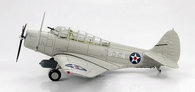 Douglas TBD-1 Devastator 6-T-4, VT-6, USS Enterprise, March, 1941, 1:72, SkyMax